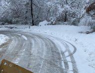 Catria, Nerone, Montefeltro, Urbino: transitabilità sulle strade provinciali. 38 mezzi impiegati per sgombro neve e trattamenti antighiaccio