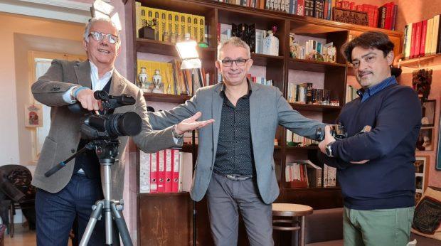 Vincenzo Varagona ospite di Guarda Chi C'è tra giornalismo, Carlo Urbani e l'importanza di Papa Bergoglio