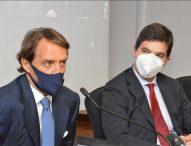 """Roberto Mancini testimonial delle Marche. Il ct: """"Un onore """""""
