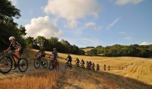 Presentato Bike Gal Flaminia Cesano, per scoprire il cuore delle Marche a ritmo lento