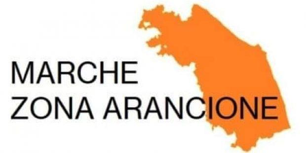 Le Marche in zona arancione anche la prossima settimana