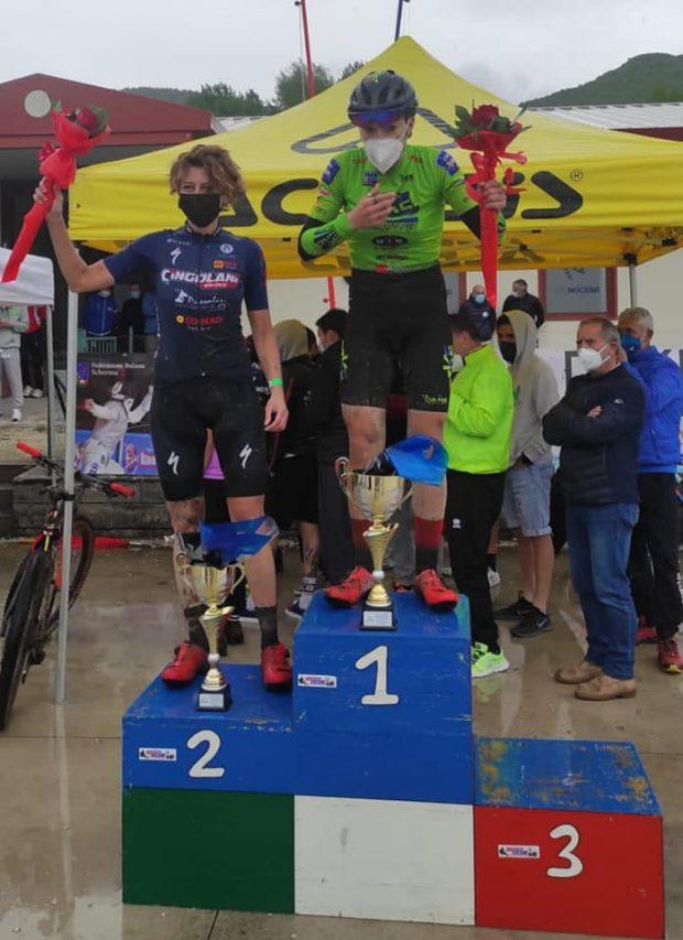 Bike Therapy Pergola ancora grande protagonista, in Umbria un primo posto con Mazzorana e tanti buoni piazzamenti