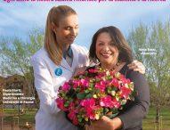 Anche a Fano l'azalea dell'Airc fiorisce a sostegno della ricerca sui tumori