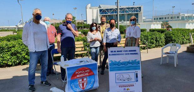 """Parcheggi a pagamento a Sassonia e Lido di Fano, lettera aperta al sindaco: """"Congelare la decisione"""""""