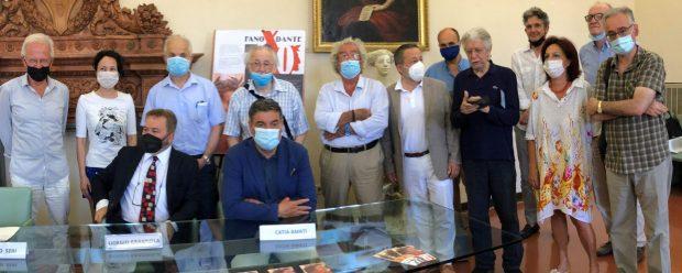 FANOXDANTE: Fano celebra i 700 anni dalla morte del Sommo Poeta