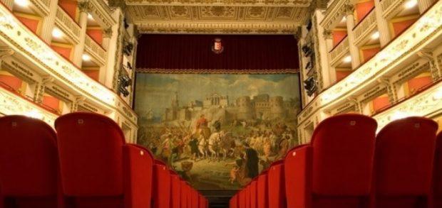 Fano, Teatro della Fortuna aperto per visite al sipario storico e ai mosaici romani