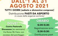 Fano, dall'1 al 31 agosto la Mensa SOStengo