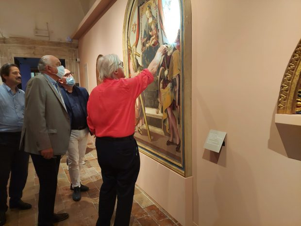 'Il Perugino: maestro di Raffaello'. La mostra a Urbino dal 20 luglio al 17 ottobre