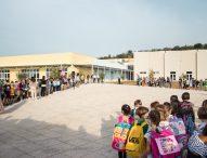 Fano, inaugurata la nuova scuola primaria di Cuccurano