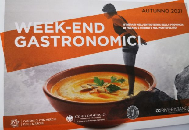 Riparte la 38esima edizione dei Week End Gastronomici di Confcommercio Pesaro Urbino