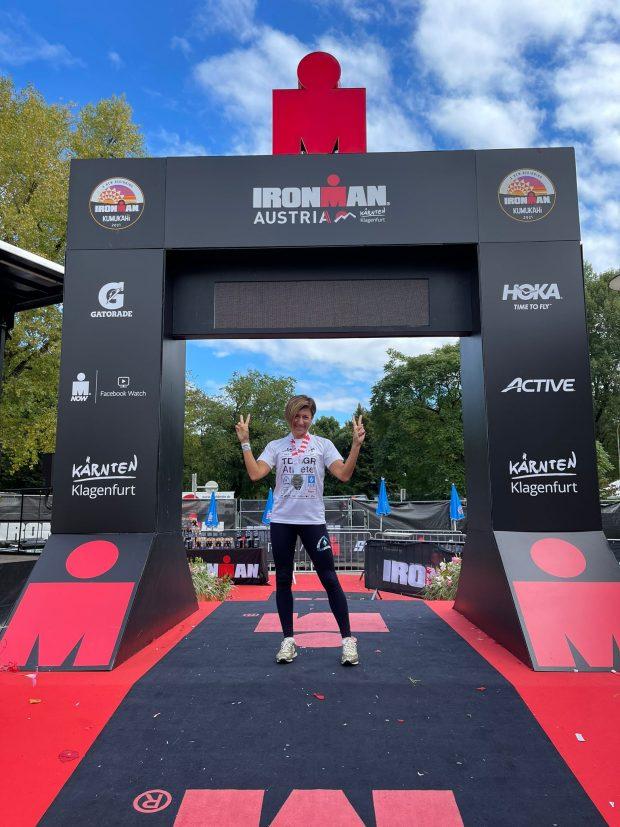 Da Fano alle Hawaii, Roberta trionfa all'Ironman dopo la malattia e vola al mondiale