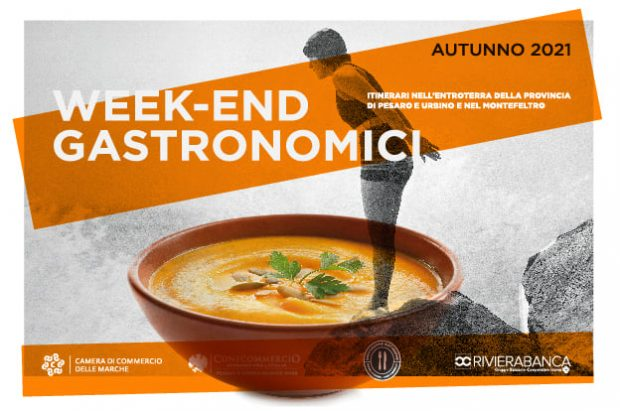 Gusto e tradizione nei Week End Gastronomici di Confcommercio Pesaro Urbino del 16 e 17 ottobre