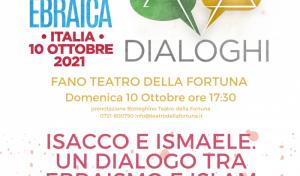 Fano, al Teatro della Fortuna un incontro sulla 22esima Giornata europea della Cultura Ebraica