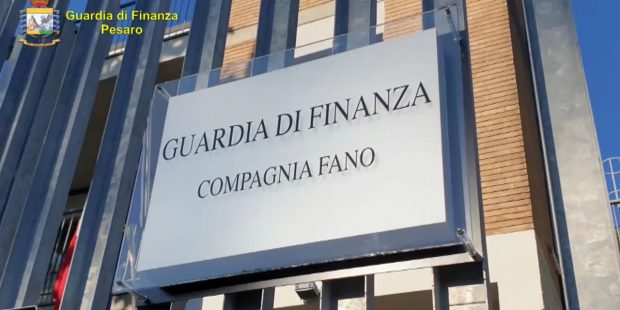 Fano, sequestro preventivo di 150mila euro per un evasore fiscale